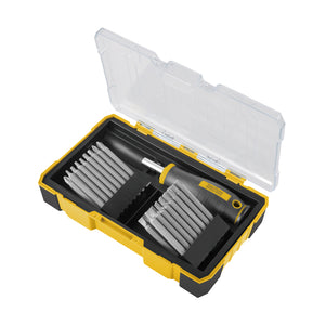 33Pcs Magnetic Driver & Bit Set