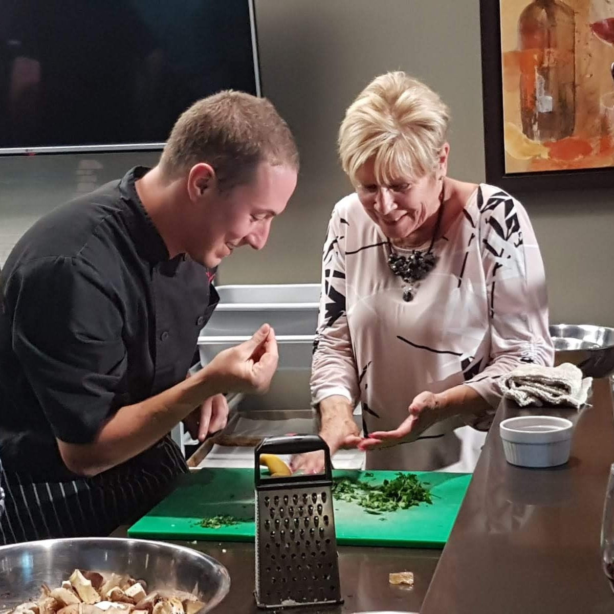 Vaughan - Food Lovers 5-Course Cooking Class: A Night with Nonna