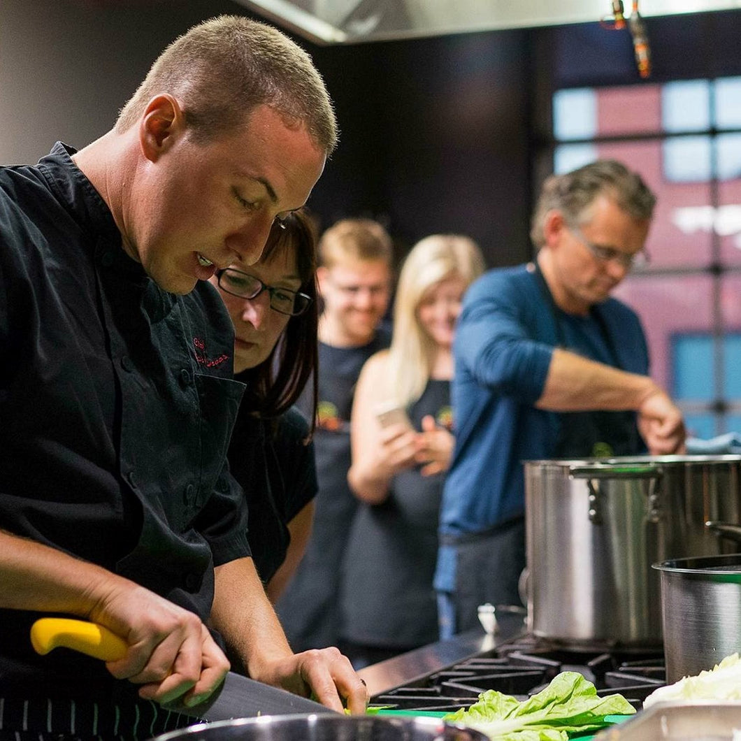 Vaughan - Food Lover's 5-Course Cooking Class: Local Fare