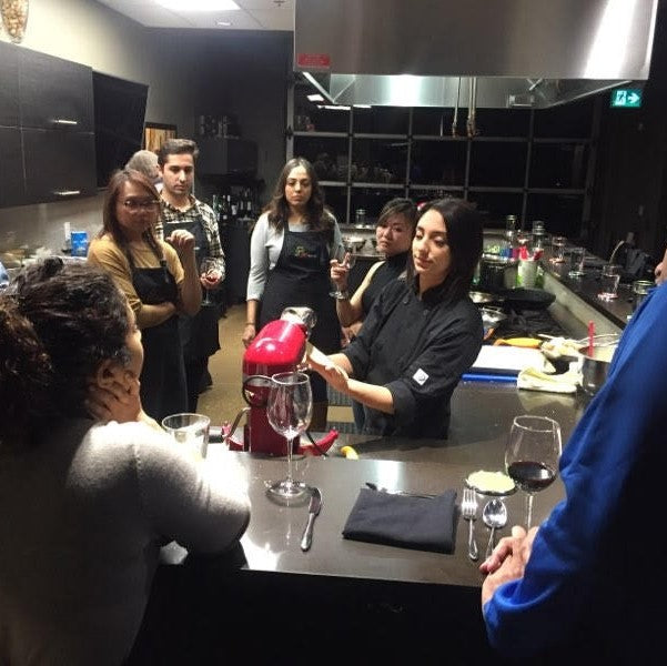 Midtown - Italian Pasta Making Cooking Class