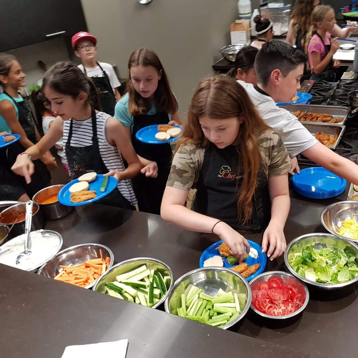 Vaughan - March Break Cooking Camp - Monday March 16