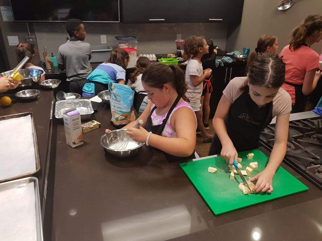 Midtown - Teen Cooking Class - 8 week session - Tuesday January 7 - Tuesday March 3