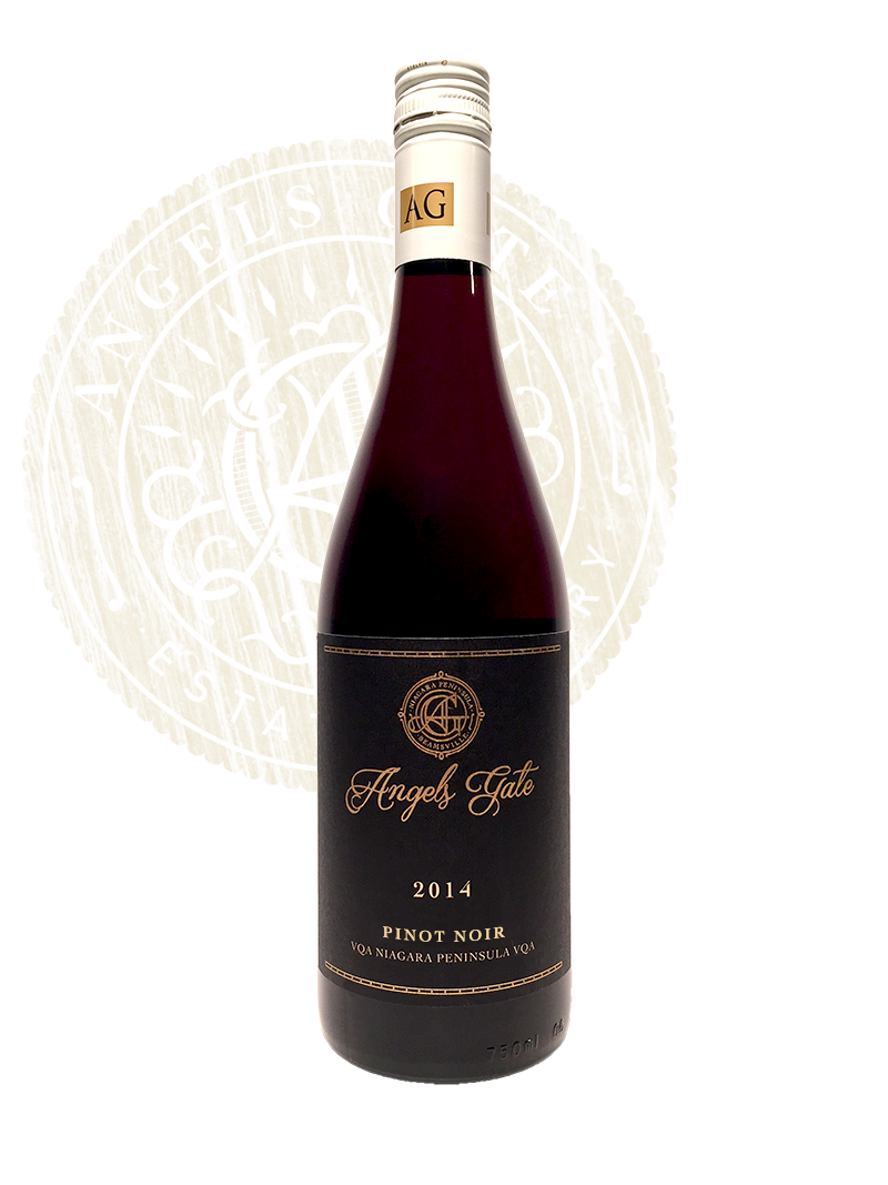 Vaughan - Private Events - Angel's Gate Pinot Noir