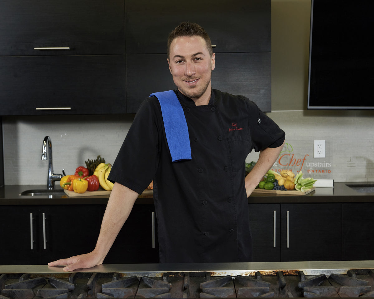 Vaughan - Exclusive Chef Spotlight Menu featuring Chef Julian Pancer: In The Raw
