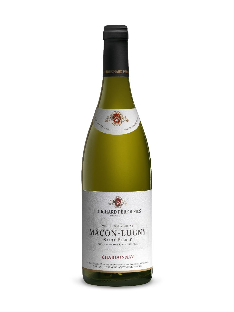 Wine of the Week - Bouchard Père & Fils Mâcon Lugny Saint Pierre 2015, France
