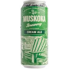 Vaughan - Muskoka Cream Ale