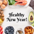 Virtual - New Year New Me: Healthy Eating 4-Week Class