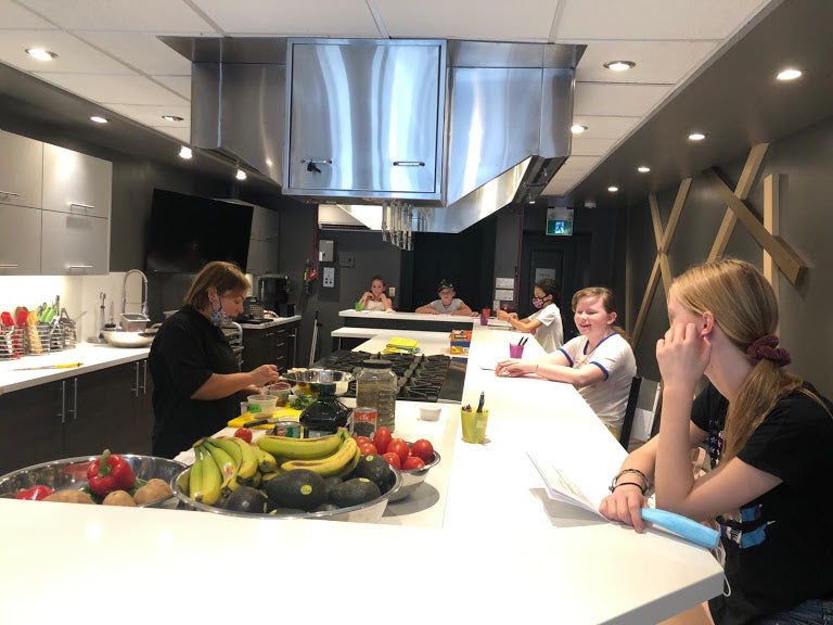 Vaughan - Junior Chef Cooking Class