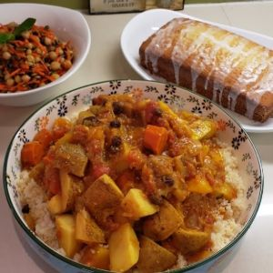 Virtual - Adult Cooking Class - Morocco: Rock the Kasbah