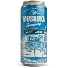 Vaughan - Muskoka Craft Lager