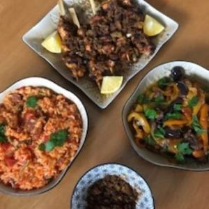 Virtual - Adult Cooking Class - Barcelona - Tapas with Friends