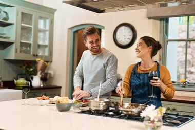 Virtual - Valentine's Day Couple's Cooking Class Experience: The Perfect Night In