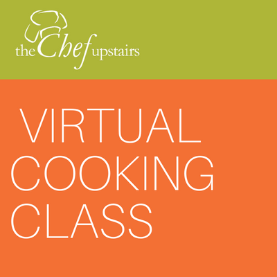 Virtual - Junior Chef  Spring / March Break Camp -  Monday April 12 - Friday April 16