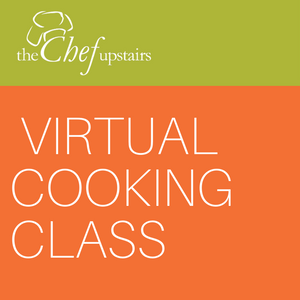 Virtual - Junior Chef Cooking Class - Soup and Sliders