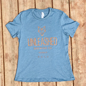 HEATHER SLATE WOMEN'S TEE