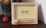 IVEI Photoframe Camera for Sister - Rakhi gifts for sister