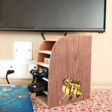 IVEI Wooden Remote Organizer & Holder stand
