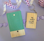 IVEI Diary Key Ring and Photo Magnet Set - Gift Set