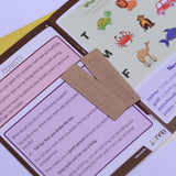 Right and Wrong - Workbooks and 2 DIY Bookmarks- 4 to 7 Yrs
