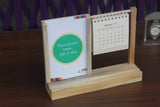 IVEI Warli Desk Calendar with Photo Frame