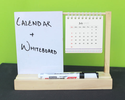 IVEI Warli Desk Calendar with Whiteboard