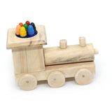 IVEI Crayon Train Holder Cum Activity Toy