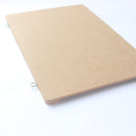 IVEI DIY MDF Name board Rectangle - Set of 2
