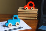 IVEI Quirky Vehicle  Fidget Paper Weights - Set of 2