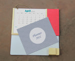 IVEI Planner with Pin Board and Whiteboard