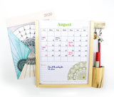 IVEI Classique Planner with Pen Holder