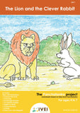 The Lion and the Clever Rabbit - Workbook and 2 DIY Magnets - 4 to 7 yrs