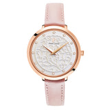 Eolia Rose Gold White/Pink Leather 039L905