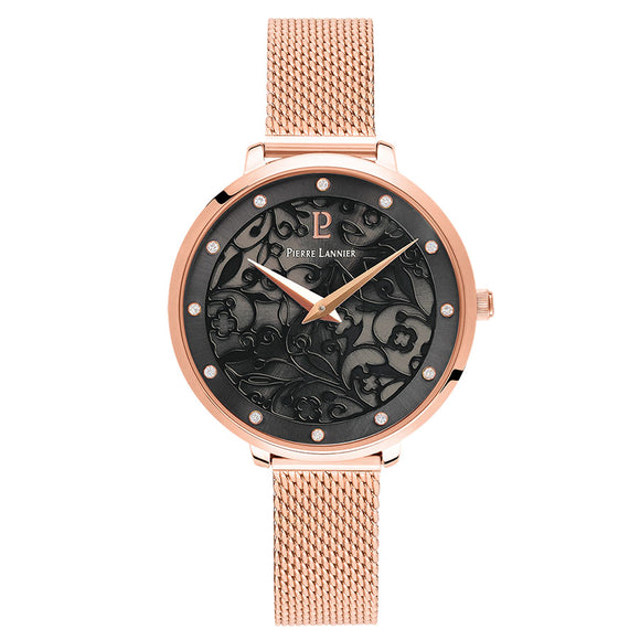 Eolia Rose Gold Black/Rose Gold Mesh 039L938