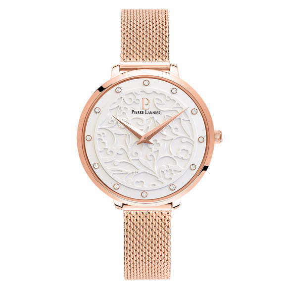 Eolia Rose Gold White/Rose Gold Mesh 039L908