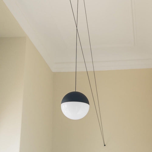 string lights sphere - CONTEXT-6