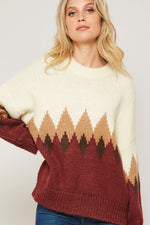 Apple Cider Knit Sweater