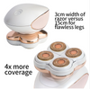 FLAWLESS CORDLESS WOMEN'S HAIR REMOVAL