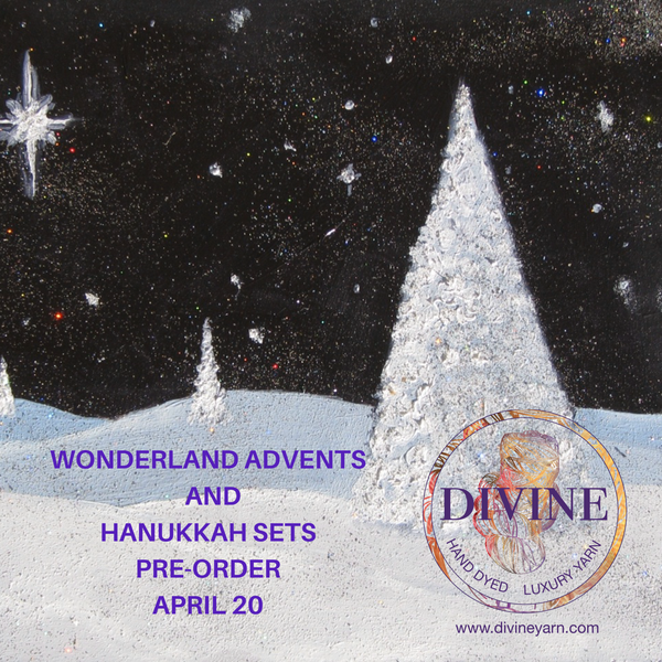 WONDERLAND MINI ADVENTS and HANUKKAH SETS ARE COMING!!❄️❄️❄️