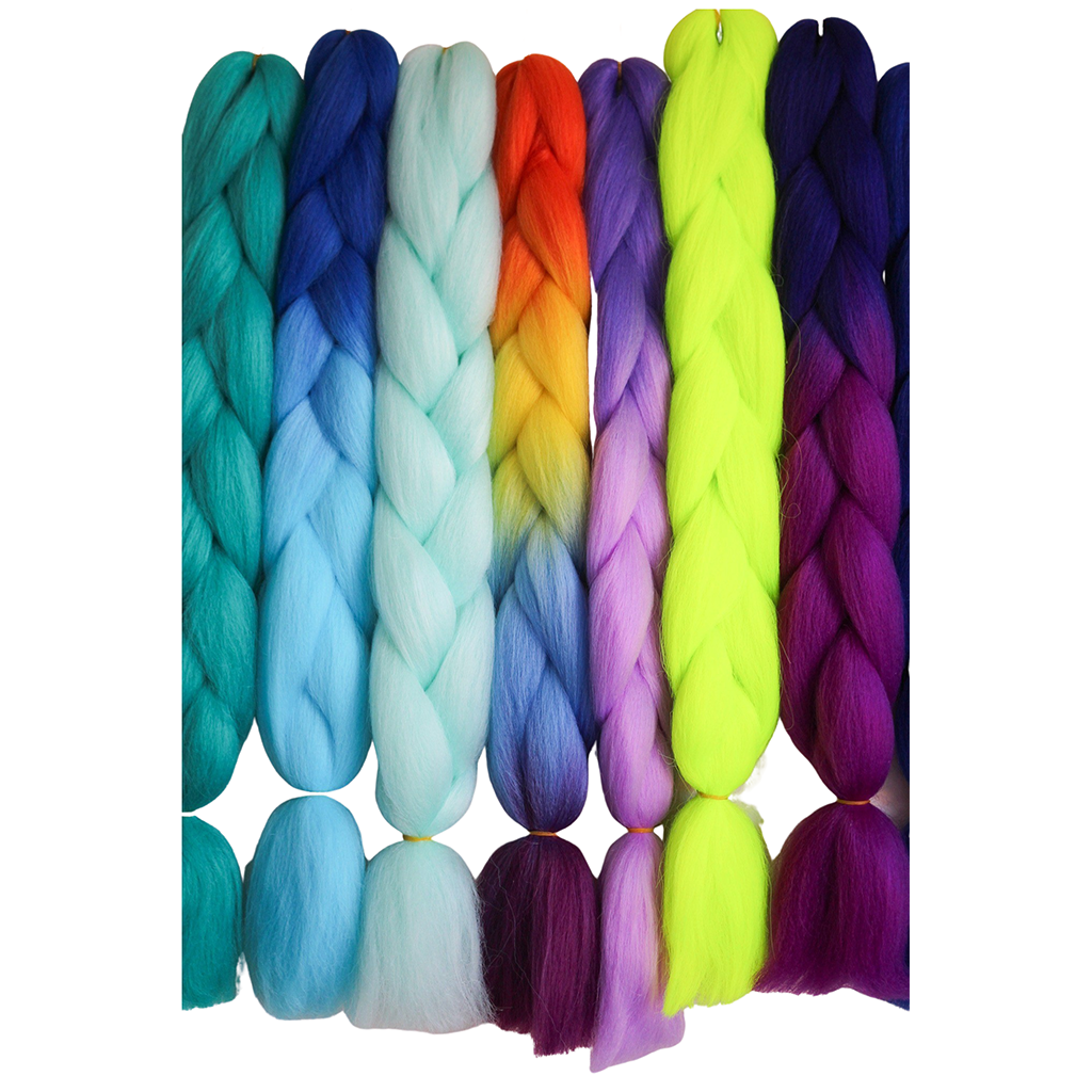 LIT UNICORNS - Accessory - JUMBO BRAIDS