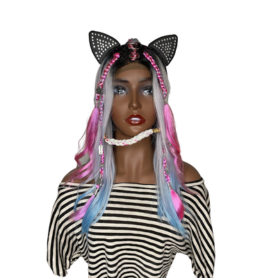 LIT UNICORNS - Branded Wig - #BRANDED 😸   CHESHIRE CAT