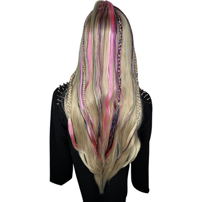 LIT UNICORNS - Branded Wig - #BRANDED 👽  YOUR HIGHNESS
