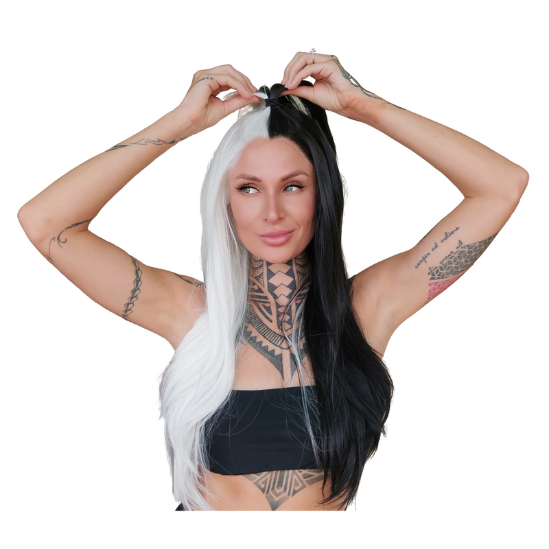 LIT UNICORNS - Wig - OREH03