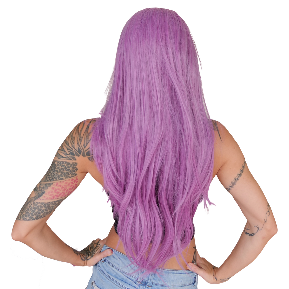 LIT UNICORNS - Discounted Wigs - PURPS