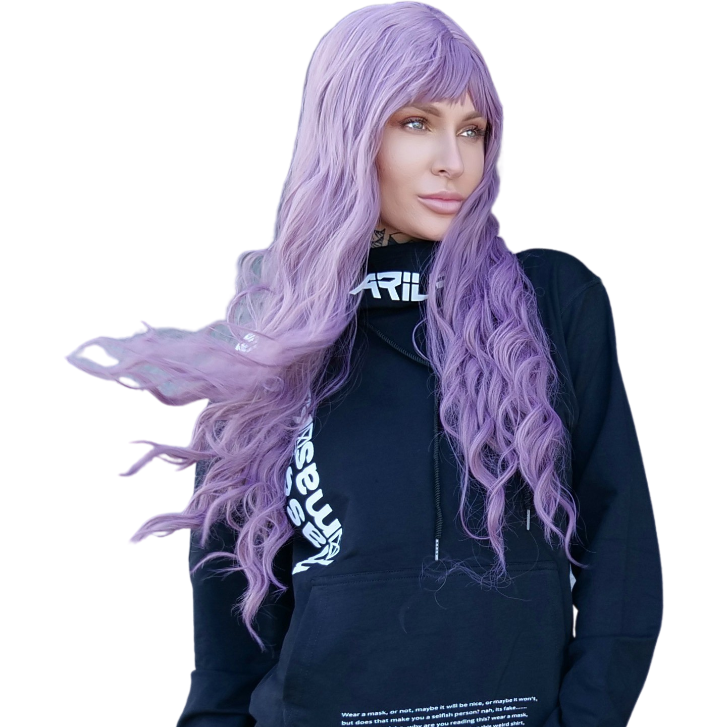 LIT UNICORNS - Discounted Wigs - SAVAGE GF (MACHINE WIG)