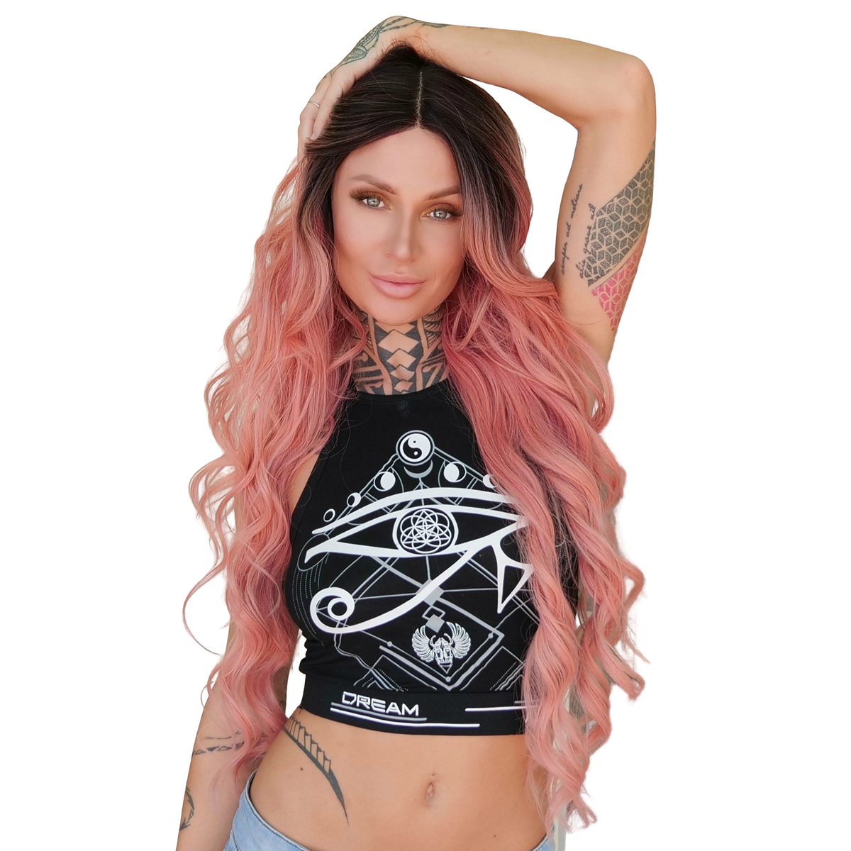 LIT UNICORNS - Discounted Wigs - ROSEY