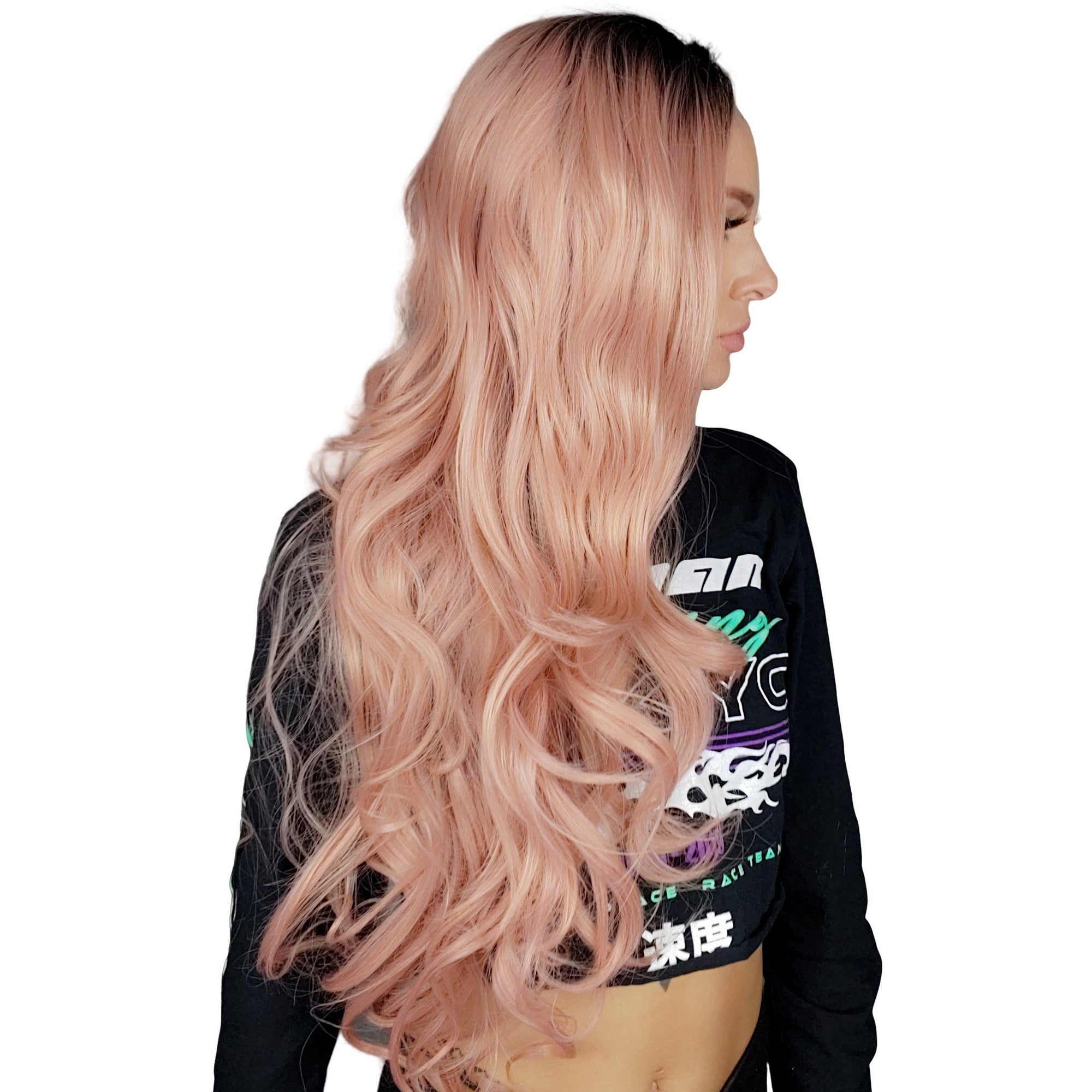 LIT UNICORNS - Discounted Wigs - THORNEY ROSÉ