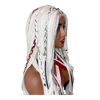 LIT UNICORNS - Branded Wig - DIRRTY