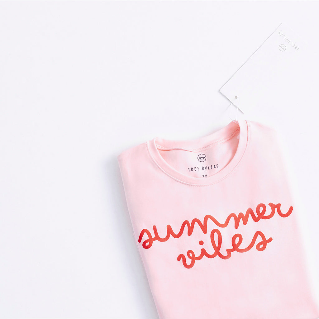 Camiseta Summer Vibes