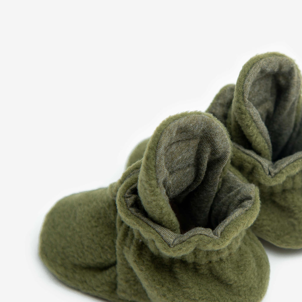 Fleece Gripper - Verde