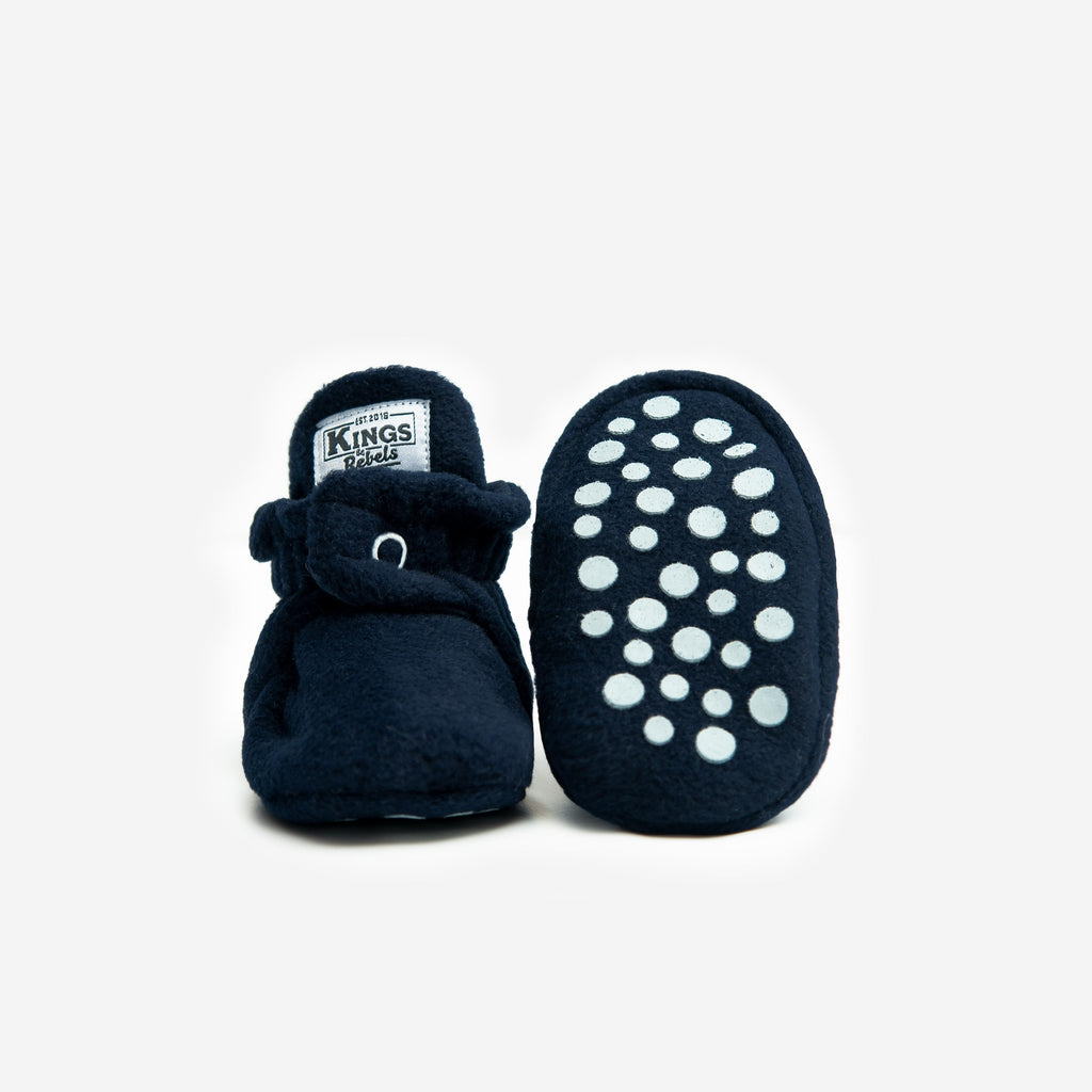 Fleece Gripper - Azul